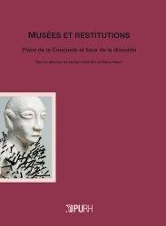 Dernières parutions sur Muséologie, Musées et restitutions