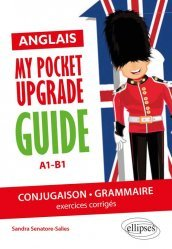 Dernières parutions sur Auto apprentissage, My pocket upgrade guide Anglais