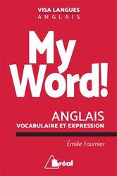 Dernières parutions sur Vocabulaire, My World !