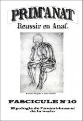 Souvent acheté avec L'anatomie à colorier, le Myologie de l'avant-bras et de la main