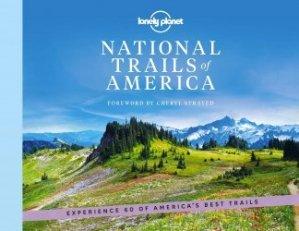 Dernières parutions sur Amériques, National trails of America - 1ed - anglais