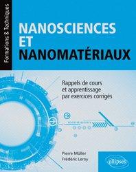 Dernières parutions sur Nanotechnologies, Nanosciences et nanomatériaux