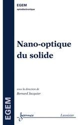 Dernières parutions sur Micro-électronique, Nano-optique du solide