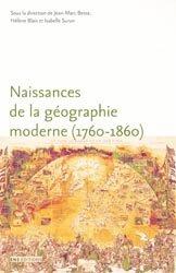 Dernières parutions dans Société, espaces, temps, Naissances de la géographie moderne (1760 - 1860)