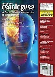 Dernières parutions dans revue des oenologues, Neurosciences & Vins
