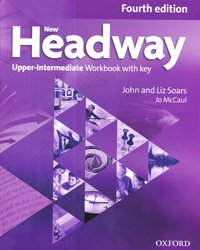 Dernières parutions dans New Headway, New Headway Upper-Intermediate Workbook with Key