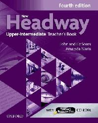 Dernières parutions dans New Headway, New Headway Upper-Intermediate B2 Teacher's Book + Teacher's Resource Disc
