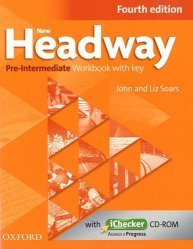 Dernières parutions dans New Headway, New Headway Pre-Intermediate A2 - B1 Workbook + iChecker with Key