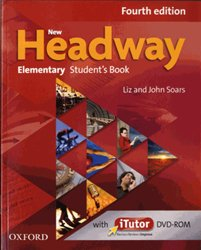 Dernières parutions sur Méthodes de langue (scolaire), New headway, 4th edition elementary student's book 2019