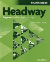 Dernières parutions sur Méthodes de langue (scolaire), New Headway Beginner A1 Workbook + iChecker without Key 2019