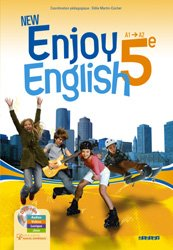 Dernières parutions dans New Enjoy, New Enjoy English 5e : 1 Manuel et 1 DVD-rom