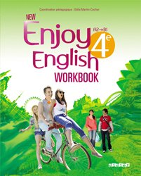 Dernières parutions dans New Enjoy, New Enjoy English 4e : Workbook