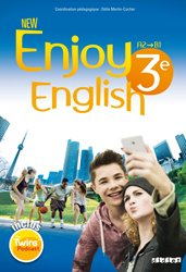 Dernières parutions dans New Enjoy, New Enjoy English 3e : 1 Livre et 1 DVD-rom