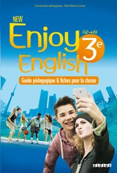 Dernières parutions dans New Enjoy, New Enjoy English 3e : Guide pédagogique