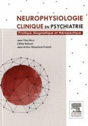 Souvent acheté avec Psychopharmacologie essentielle : Le guide du prescripteur, le Neurophysiologie clinique en psychiatrie