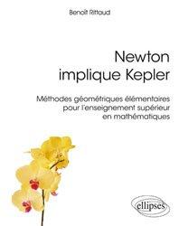 Dernières parutions sur Géométrie, Newton implique kepler