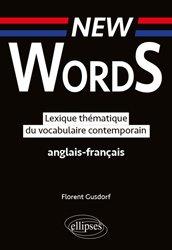 Dernières parutions sur Vocabulaire, New Words