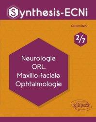 Dernières parutions sur Neurologie ECN / iECN, Neurologie ORL Maxillo-faciale Ophtalmologie