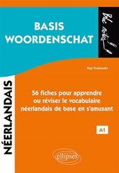 Dernières parutions dans Bloc notes, Néerlandais A1 Basis Woordenschat