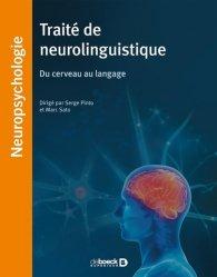 Souvent acheté avec Les vertiges, le Neurolinguistique - Cerveau et langage