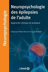 Dernières parutions dans Neuropsychologie, Neuropsychologie de l'épilepsie