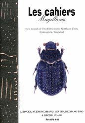 Dernières parutions dans Cahiers Magellanes, New records of Trox Fabricius for Northeast China (Coleoptera, Trogidae)