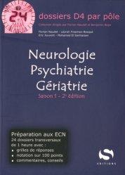 Souvent acheté avec Cardiologie Pneumologie Anesthésie Réanimation Saison 1, le Neurologie Psychiatrie Gériatrie Saison 1