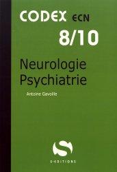 Dernières parutions dans Codex ECN, Neurologie - Psychiatrie
