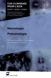 Souvent acheté avec Lecture critique d'articles, le Neurologie - Pneumologie