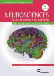 Souvent acheté avec Cours de droit médical, le Neurosciences à la découverte du cerveau