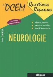 Souvent acheté avec Réflexes et mots-clés pour les ECN, le Neurologie