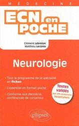 Souvent acheté avec Diabétologie - Endocrinologie, le Neurologie