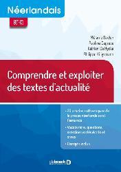 Dernières parutions sur Néerlandais, Néerlandais, B1+-C1 : comprendre et exploiter des textes d'actualité