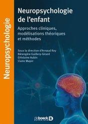 Dernières parutions dans Neuropsychologie, Neuropsychologie de l'enfant