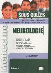 Dernières parutions dans Sous colles, Neurologie