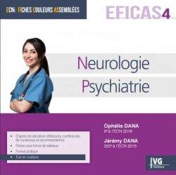 Dernières parutions sur ECN iECN DFASM DCEM, Neurologie, psychiatrie