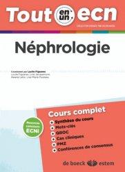 Dernières parutions dans Tout en un ECN, Néphrologie