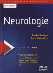 Souvent acheté avec L'ECG facile, le Neurologie