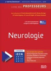 Souvent acheté avec Annales IECN 2017, le Neurologie