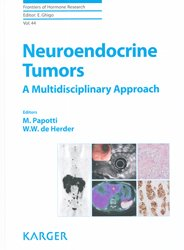 Dernières parutions dans Frontiers of Hormone Research, Neuroendocrine Tumors: A Multidisciplinary Approach