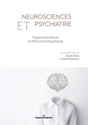 Dernières parutions sur Psychiatrie, Neurosciences et psychiatrie