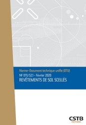 Dernières parutions sur Normes du bâtiment, NF DTU 52.1 Revêtements de sol scellés