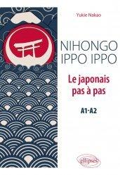Dernières parutions sur Auto apprentissage (parascolaire), Nihongo ippo ippo