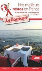 Nouvelle édition Nos meilleurs restos en France