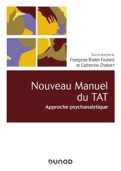 Dernières parutions sur Tests, Nouveau manuel du TAT