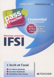 Souvent acheté avec IFSI  - Ortho     Les tests d'aptitude au raisonnement logique, le Nouveau concours IFSI
