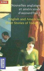 Dernières parutions dans Langues pour tous, Nouvelles Anglaises et Américaines d'Aujourd'hui 1