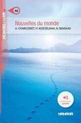 Dernières parutions dans Mondes en VF, Nouvelles du Monde - Livre + mp3