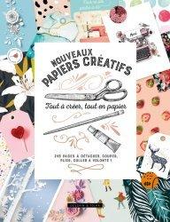 Dernières parutions sur Décoration, Nouveaux papiers créatifs - Tout à créer, tout en papier
