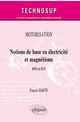 Dernières parutions dans Technosup, Notions de base en électricité et magnétisme
